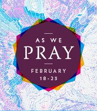 As We Pray image
