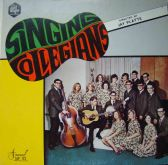 1967-68 Singing Collegians LP cover web