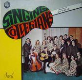 1967-68 Singing Collegians LP cover web